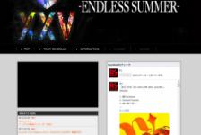 B'z LIVE-GYM Pleasure 2013 -ENDLESS SUMMER- 開催決定!!