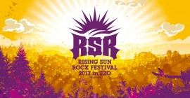 RISING SUN ROCK FESTIVAL 2017 in EZO のB'z出演日は8/11(金)に決定!